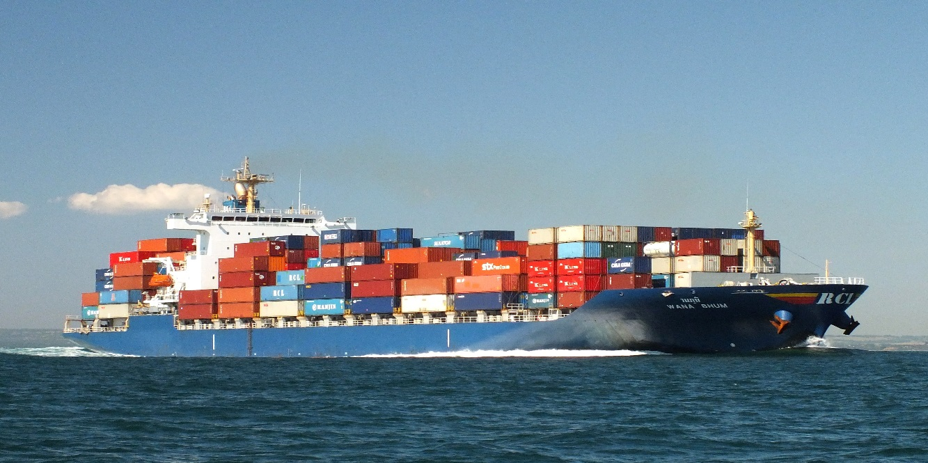 What We Do - Services to Shipping at Port